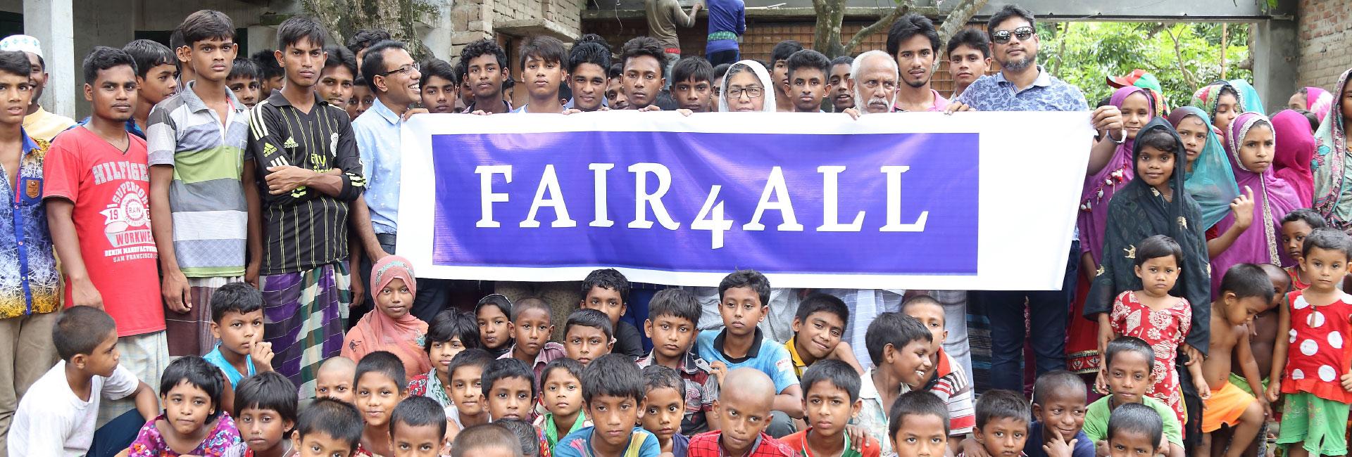FAIR4ALL - Mehr als ein Slogan