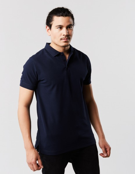 Herren Luxury Stretch Polo