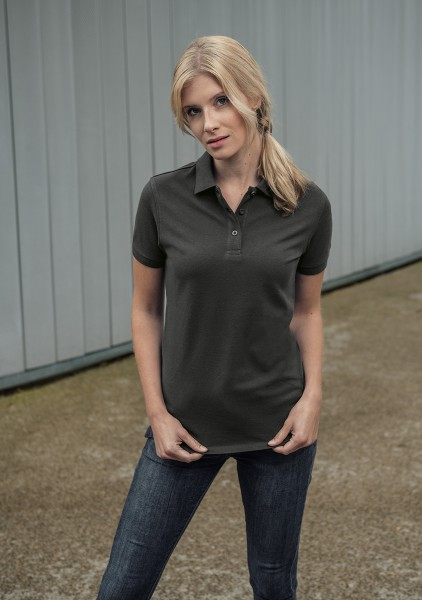 Damen Heavy Polo