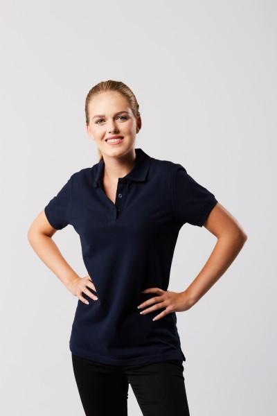 Damen Heavy Performance Polo