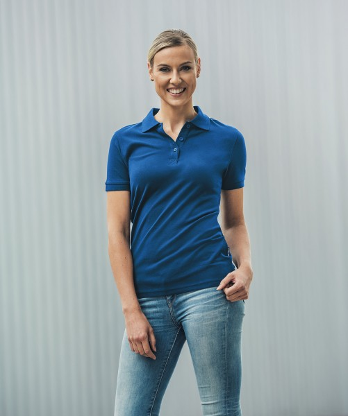 Women's Heavy Stretch Polo