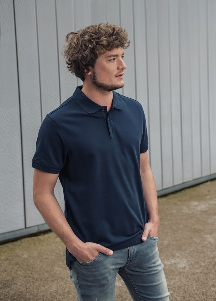 Mens's Heavy Polo