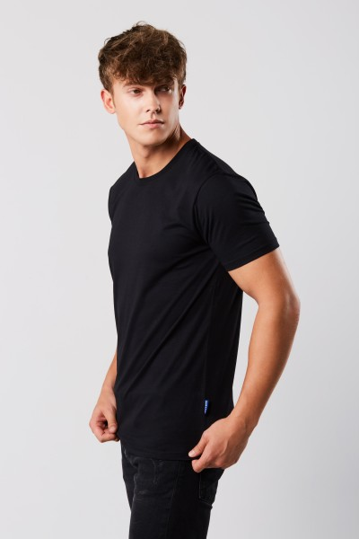 Herren Luxury V-Neck Tees