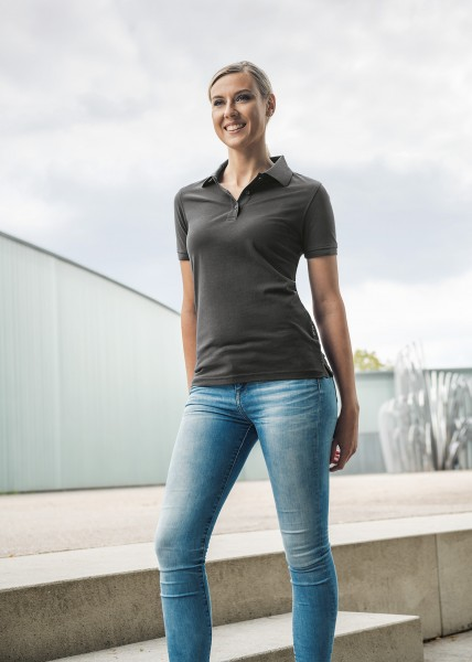 Damen Heavy Performance Polo
